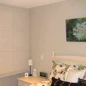 custom closets. Black Bedroom Furniture Sets. Home Design Ideas