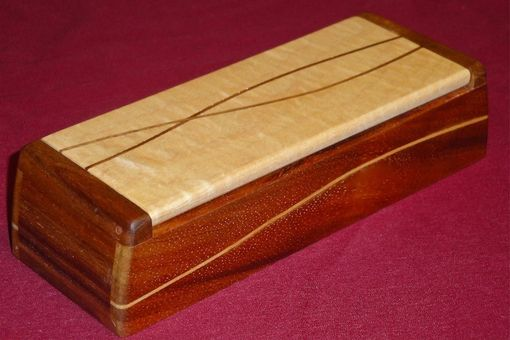 Custom Made Pen Box