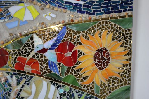 Custom Made Summertime !  Multi Media Mosaic