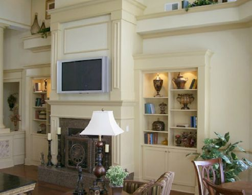 Custom Made Custom Woodwork And Trim Work