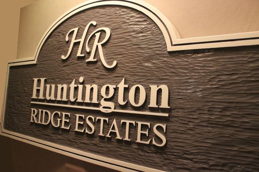 Custom Made Home Signs | Subdivision Signs | Park Signs | Park District Signs | City Signs | County Signs
