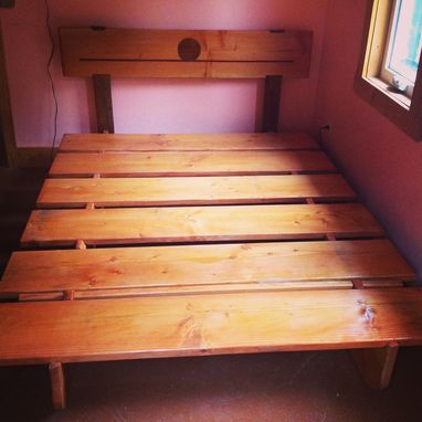 Custom Made Timberframe Bedstead