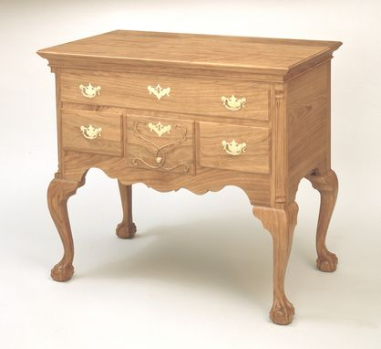 Custom Made Chapin Lowboy