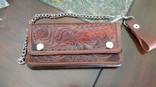 Custom Made Custom Biker Wallets