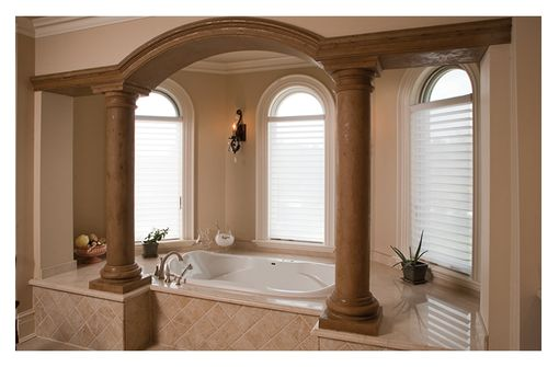 Custom Made Custom Stone Columns And Panels