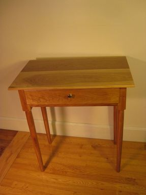 Custom Made Shaker Style Occasional Table