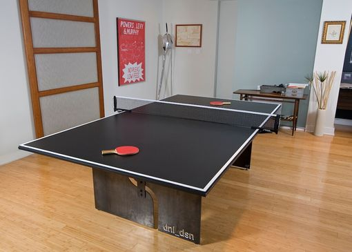Custom Made Blvd. Ping Pong Table