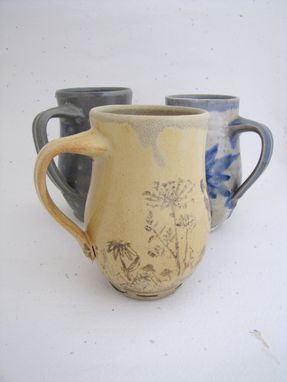 Custom Made Belly Mug Set