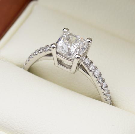 theres no need to search for the perfect ring well design it for you - Wwwwedding Rings