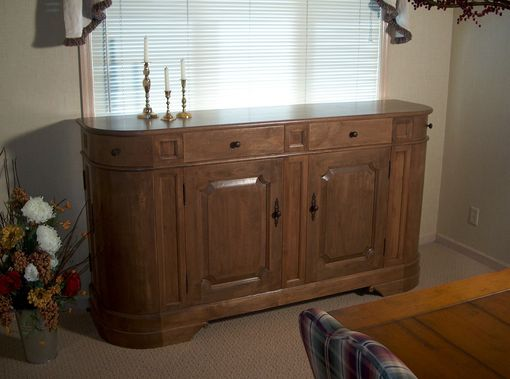 Custom Made Norwegian Sideboard