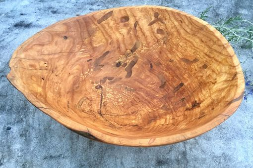 Custom Made Organic Custom Wooden Bowl Forms