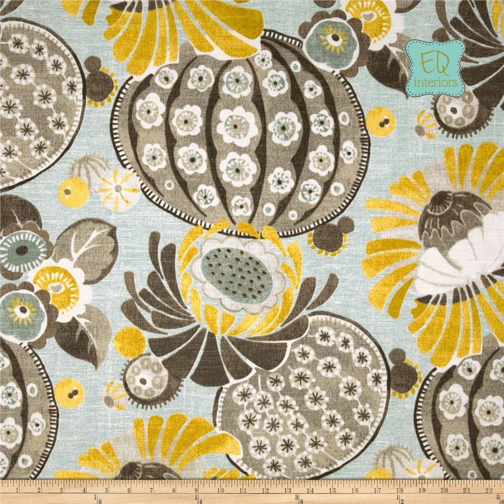 hand crafted waverly copacabana retro floral linen 96l x 50w