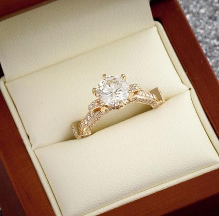 theres no need to search for the perfect ring well design it for you