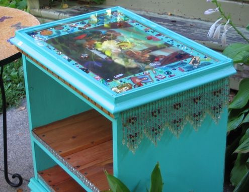 Custom Made Art Furniture