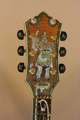 Custom Made The China Guitar