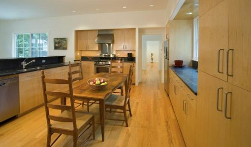 Custom Made Maple Contemporary Kitchen