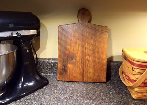 Custom Made Reclaimed Lumber: Bread Board