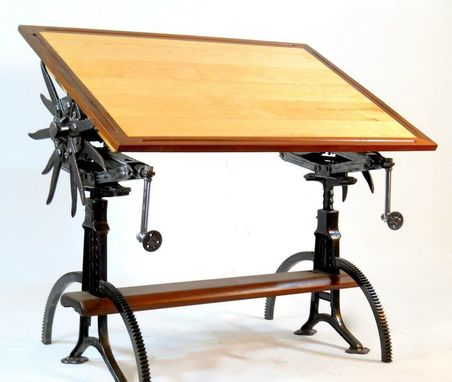 Custom Made Custom Drafting Table