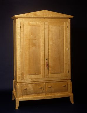 Custom Made Self-Portrait Armoire