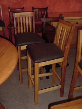 Custom Made Bar Chairs