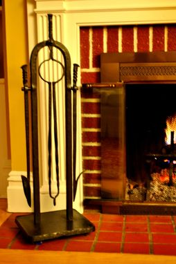 Custom Made Fire place tools