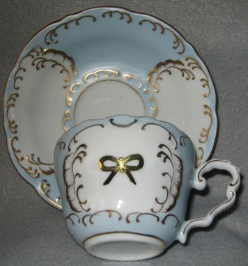 Custom Made Tea Set Range