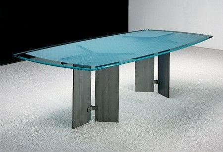 Custom Made Radian Coffee Table