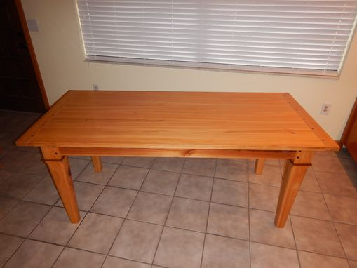 Custom Made Cypress Library Table/Desk