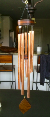Custom Made Wind Chimes
