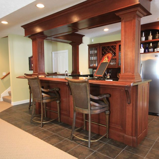 Custom Wet Bar by Walters Cabinets, Inc. | CustomMade.com