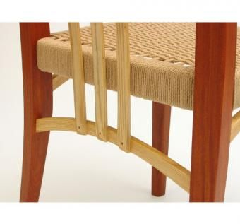 Custom Made Custom Danish Cord Chair