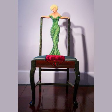 Custom Made Art Chair