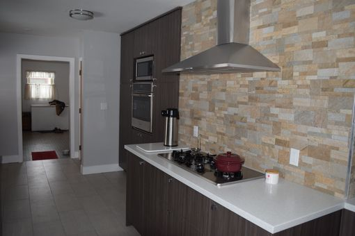 Custom Made Moder, Contemporary, Kitchen Cabinets