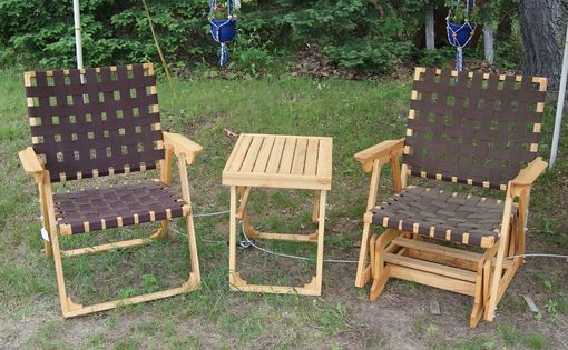 Custom Made Patio Furniture Set