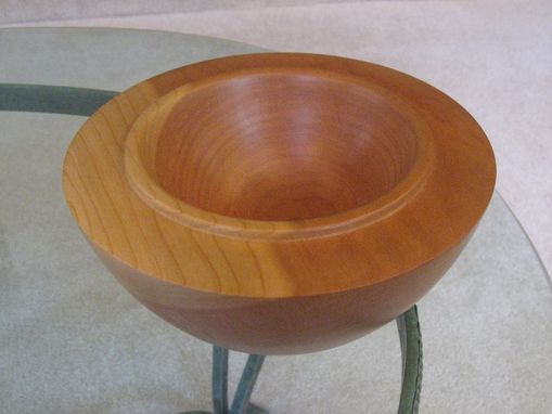 Custom Made Cherry Bowl