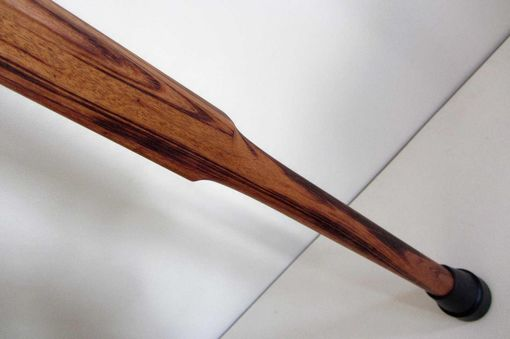 Custom Made Walking Cane/Stick - Handmade Of Concalo Alves - Tigerwood