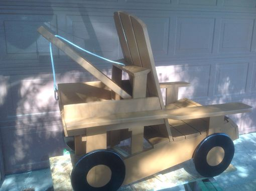 Custom Made Tow Mater Kids Chair