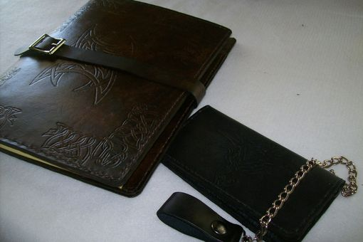 Custom Made Biker Wallet