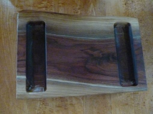 Custom Made Walnut Cracker Board