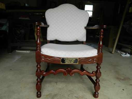 Custom Made Chair Restore