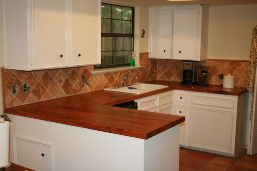 Custom Made Making Wood Your First Choice For Countertops