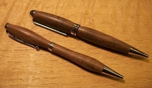 Custom Made Custom Exotic Wood Pens