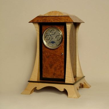 Custom Made Heirloom Clock