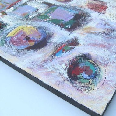 Custom Made Large Abstract Painting Original Contemporary Acrylic On Canvas