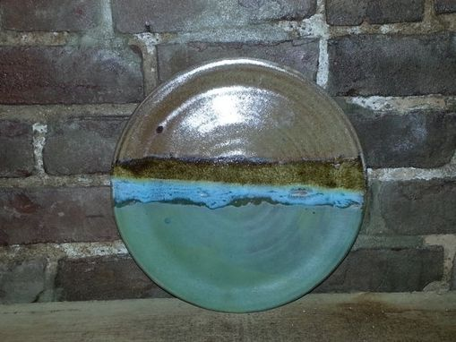 Custom Made Decorative Handmade Ceramic Plate