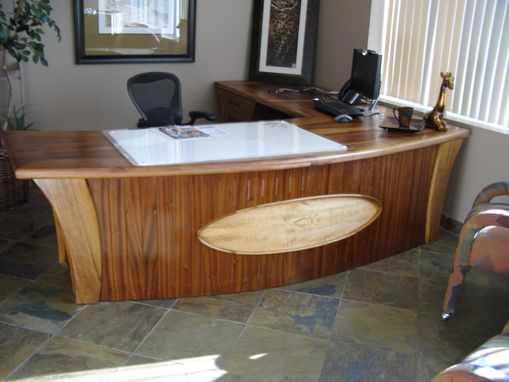 Custom Made Sepelle Desk