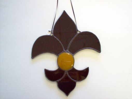 Custom Made Fleur De Lis, Ready To Ship