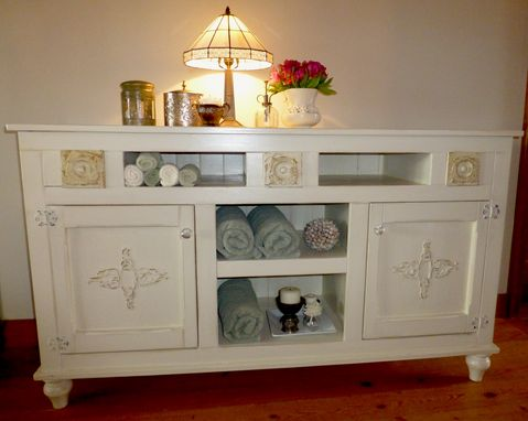 Custom Made Super Cute Cabinet