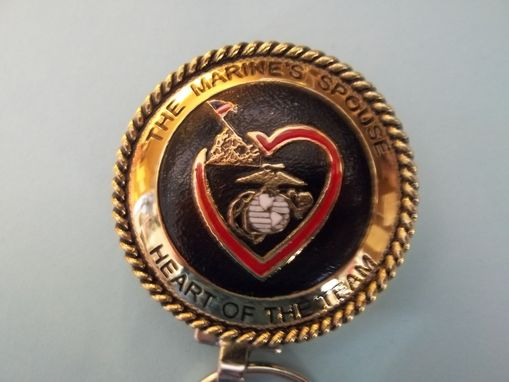 Custom Made Army Spouse Or Marines Spouse