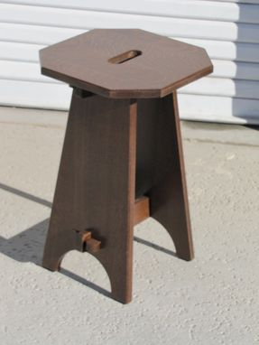 Custom Made Gentleman's Dressing Stool